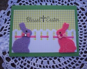 Blessed Easter card