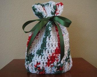 Christmas Sack Hat - Ready to Ship -