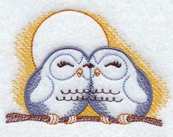 Owl Buddies Embroidered Flour Sack Hand/Dish Towel
