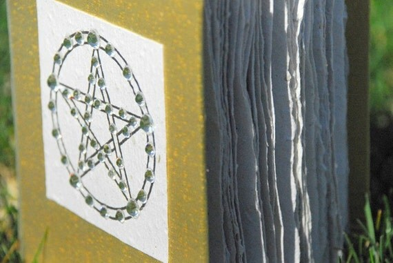 Gold Witch's Grimoire, Book of Shadows