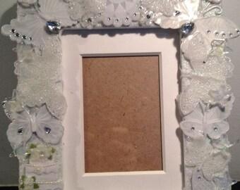 Custom Handmade Picture Frames- Large Size