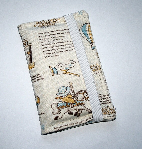 All Things Fairytale IPhone 3 / 3G / 4 / 4S Wallet