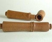 Mahogony Needle Cases: 3/...
