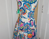 Pristine 1950s party dress, new with tags