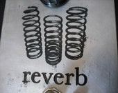 Reverb Pedal - Hand etched