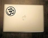 Ohm Om Symbol Decal - Vinyl Sticker - For Car, Window, Laptop, Wall