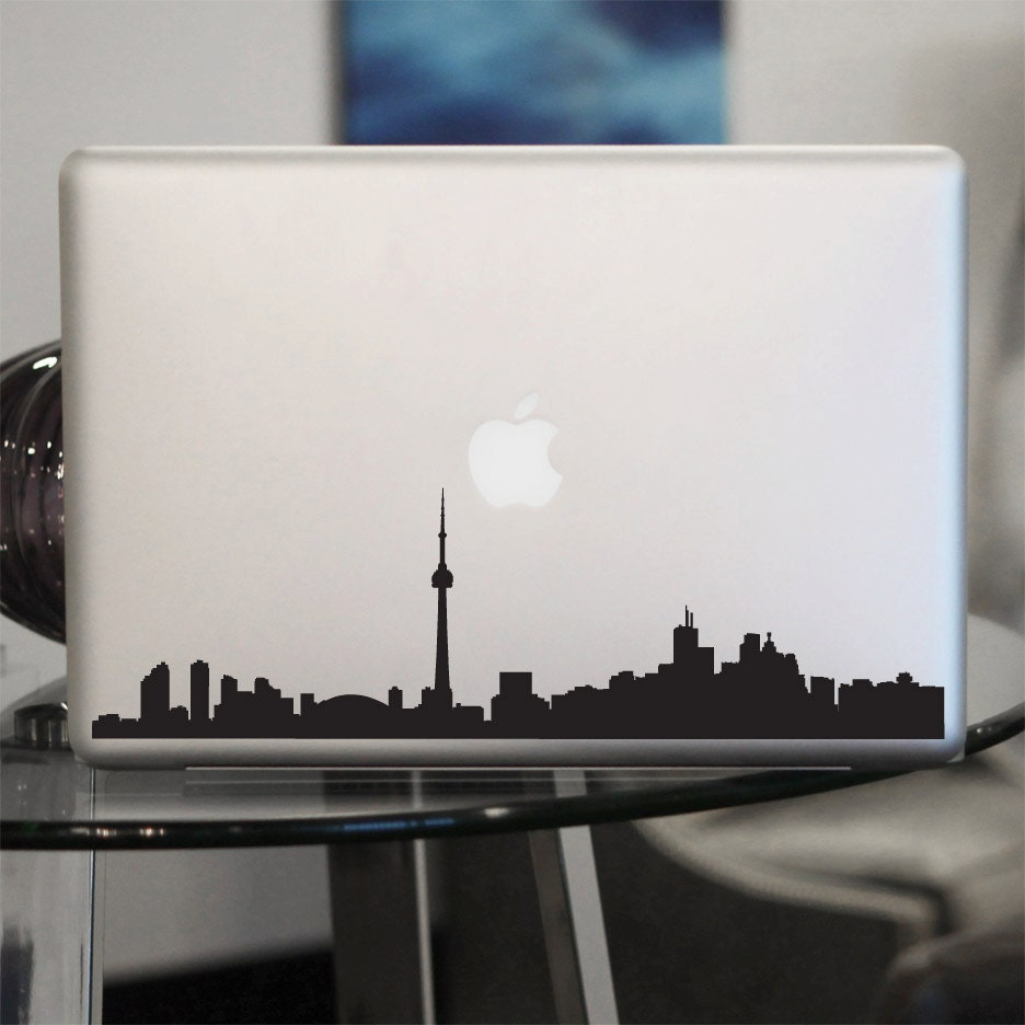 Toronto Skyline Decal Canada Vinyl Sticker For Car - Window stickers for cars canada