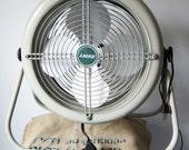 Industrial Floor Fan - Lasko Model 1250 Vintage 50s