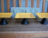 Gold Cake Stand Collection or Buffet Table Serving Set