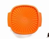 Tupperware Servalier Bowl  - 4 Cup - Orange