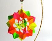 RESERVED FOR VIVIAN -- Ornament Décor 3D Modular Origami Decoration