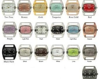 RETRO - ribbon bar watch face (medium)