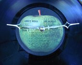 Beatles Abbey Road Vinyl Album Clock