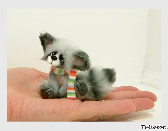 little raccoon..