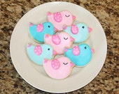 Sweet Little Birdy Cookies