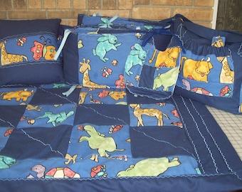 Handmade Infant Bedding set