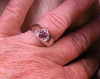 Men or Women Tourmaline Ring
