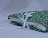 Healing Touch Pillow  (Lavender and Ylang-ylang) - Green
