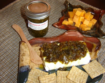 Smoky Mountain Hot Pepper Jam-DIY Recipe-pdf Download