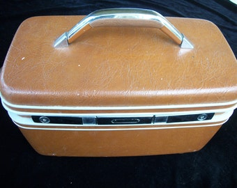 Samsonite train case, makeup case