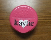Personalized kid's snack container