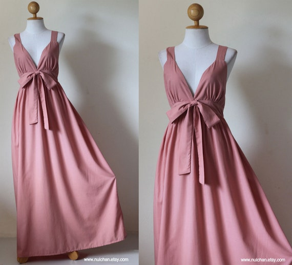 Maxi Dress Bridesmaid  Elegant Cocktail Summer Evening Long Dress : Love Party Collection