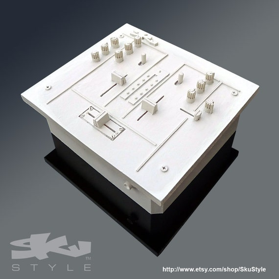 PSB-1 Mixer Box Sculpture by Sku Style