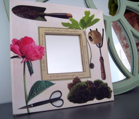 Gardening Lovers Mirror II - 10x10