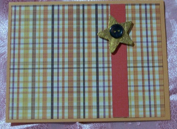 Plaid Card for Any Occasion 20120129