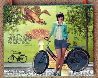 Bicycle Art Board