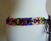 belt of multi-color coconut shells.Get 15% off with coupon HAPPYMUSING.