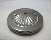 Mounting Kit for Ceiling - Unfinished Steel Rosette