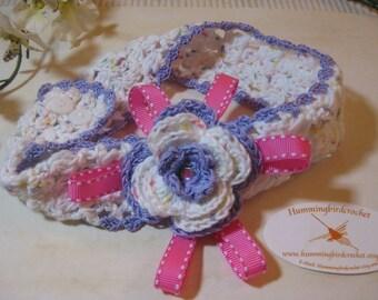 Delicate Flower Headband