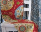 Reversible Table Runner - Designer Home Decor Fabric