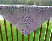 Temporary Price ReDUCtioN on all Baby Blankets. Check it out... : -)