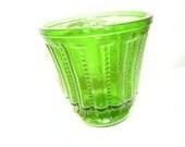 Depression Green Candy Dish