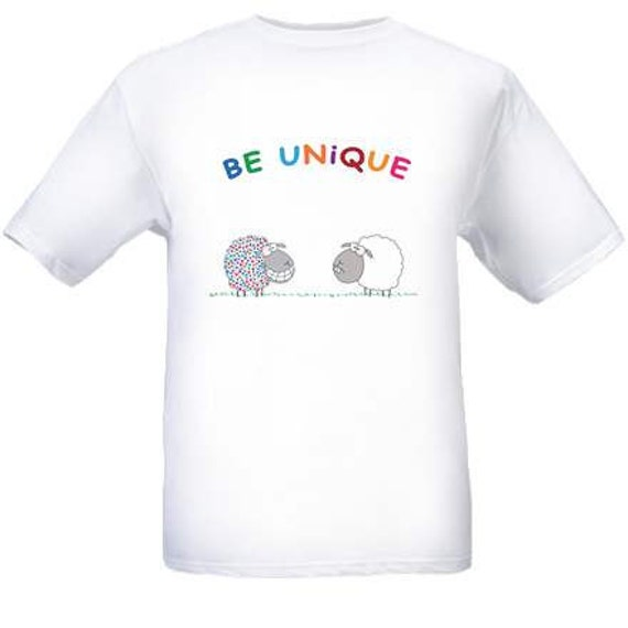 Items similar to t shirt with be unique print on demand on for On demand t shirt printing