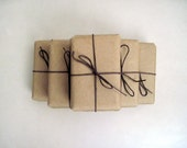 Coffee Scrub Soap, Set of 6 For Host/Hostess Gifts