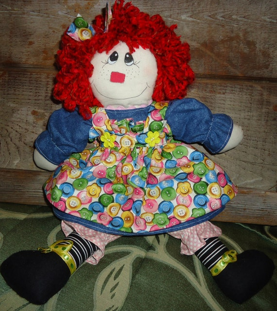 Buttons, Bows, Polka Dots and More....I'm ready to be your new friend :)