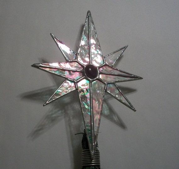 Bethlehem Star Christmas Tree Topper