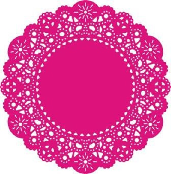 Cheery Lynn Designs French Pastry Doily Die