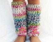Lollipop LEG WARMERS.