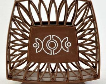 Hot Chocolate Art Deco Napkin Holder