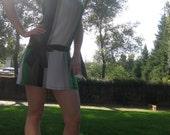 SALE Slinky Striped Mini Dress SZ Small