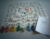 Fun-for-all-ages math board game