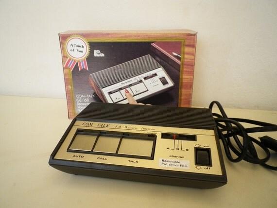 Retro Answering Phone Vintage Electronics Machine