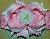 Sweet Pea Bow and Headband