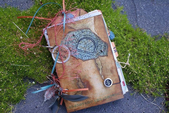 "Discover ""Shabby Journal"""