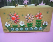 Vintage Enid Collins Flower Box Purse