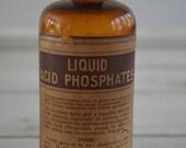 Antique Parke, Davis & Co Medicine Bottle